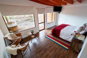 Suites Lodge con Terraza